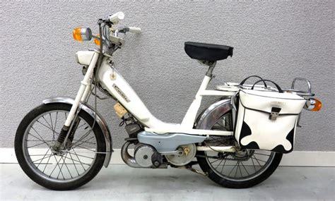 bureau haut de gamme mobylette cyclomoteur motobecane cady 499 cm3 1973