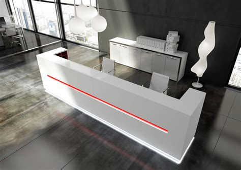 reception desk modern office modern white reception desk design led reception desks