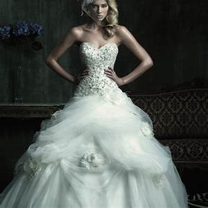 Ball gown wedding dresses beautiful and stylish princess for Beautiful cheap wedding dresses