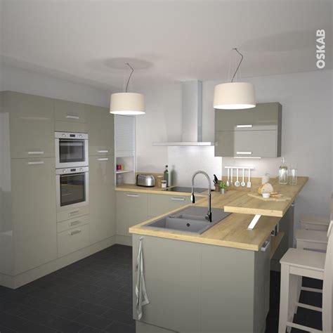 plan de cuisine en l 92 best images about cuisine équipée design oskab on