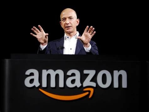 Jeff Bezos Height, Age, Wife, Children, Family, Biography ...