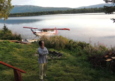 Off-Grid Life In Alaska, With No Roads - Off The Grid News