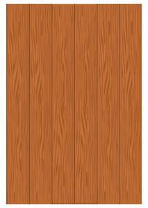 Clipart - Wood board 1