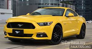 Ford Mustang S550 (2016) Exterior Image #47292 in Malaysia - Reviews, Specs, Prices - CarBase.my