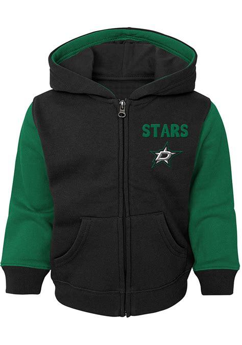 Dallas Stars Toddler Stadium Long Sleeve Full Zip ...