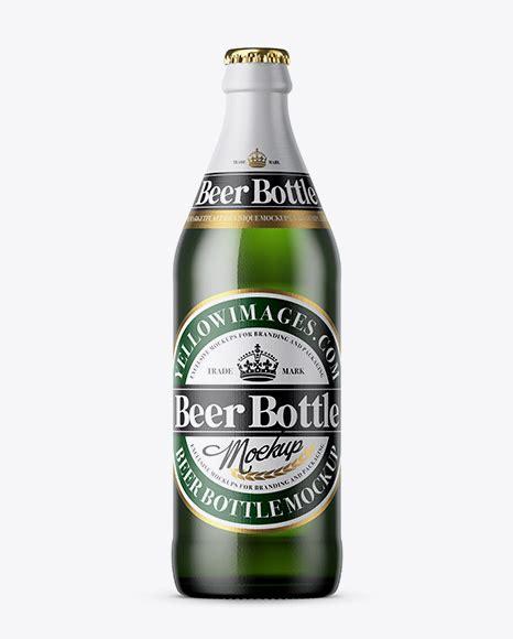 All free mockups include smart objects for easy edit. Download Psd Mockup Alcohol Beer Beverages Bottle Drink ...