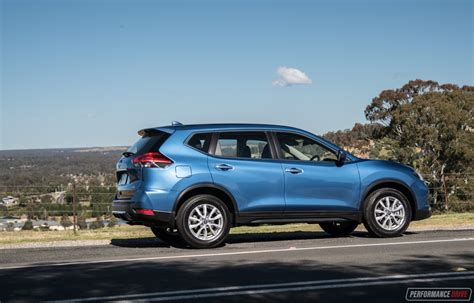 Nissan X Trail by 2017 Nissan X Trail St Review Performancedrive