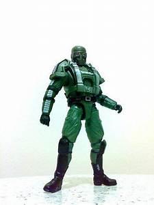 Captain America Hydra Soldier Dark Threat