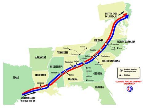 nj gas prices spiking  major pipeline shutdown njcom