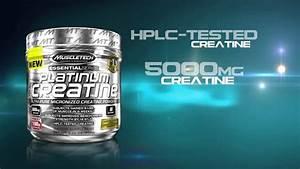 Muscletech Platinum 100  Creatine Review - Supplements Co Nz