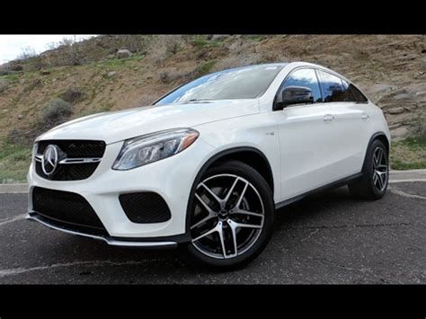 mercedes benz gle  amg coupe  youtube