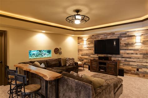 Preview Your Finished Basement Green Remodeling Basements
