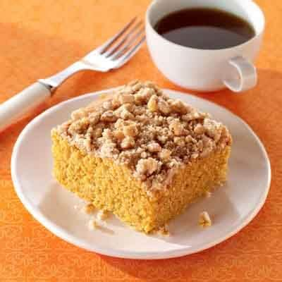 buttery sour cream snack cake recipe land olakes