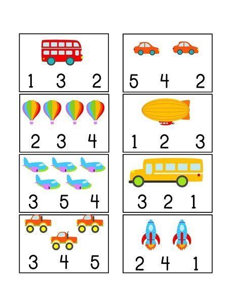 transportation printables worksheets 11