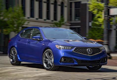 2019 Acura Tlx Changes And Specs  2018  2019 Cars Coming Out