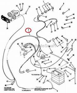Wheel Horse Wiring Harness