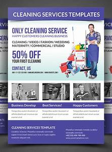 26 cleaning flyers psd ai eps download With cleaning company flyers template