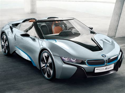 Gambar Mobil Bmw I8 Roadster by Gambar Mobil Bmw I8 Spyder Concept 2013