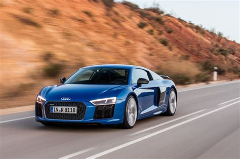 2017 Audi R8 Reviews And Rating