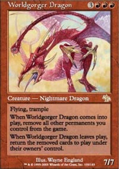 ur dragon reanimator commander edh mtg deck