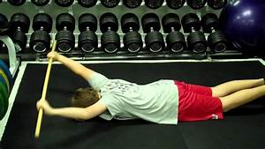 Prone Shoulder Hyperextension For Mobiity Mp4