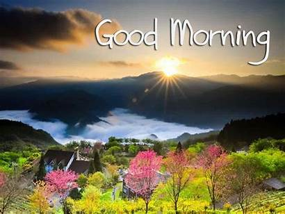 Morning Sun Wallpapers Risen Backgrounds Goodmorning Wishes