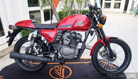 Gambar Motor Benelli Patagonian Eagle by 2018 Keeway K Light 202 Retro Cafe Racer 152 And