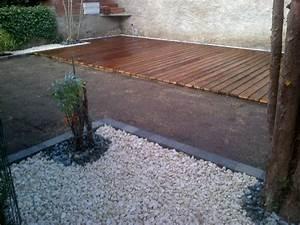 Pavé De Bois : terrasse bois ou pave ~ Premium-room.com Idées de Décoration