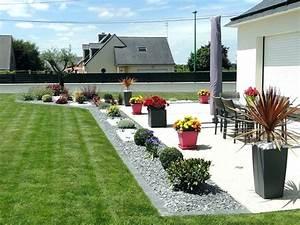Déco Exterieur Jardin : decoration exterieur jardin moderne optimisatrice ~ Farleysfitness.com Idées de Décoration
