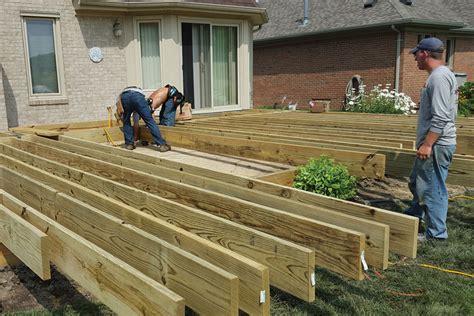 add  deck   brick veneer house prosales