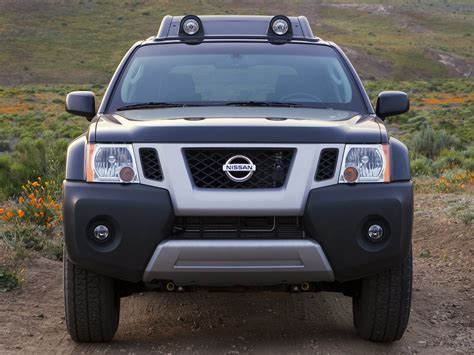 2018 Nissan Xterra Ii N50 Pictures Information And