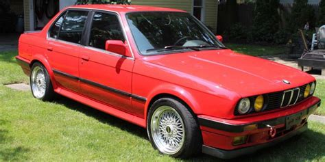 M3powered E30 325ix Is The Ultimate Bmw Geek's Driving