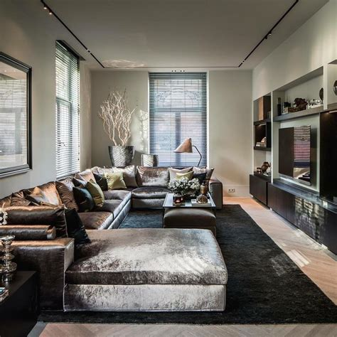 Luxury Interior Design  Luxurious Living Pinterest