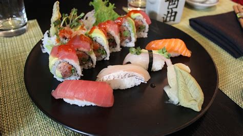 Masu Ranked Second As Best Sushi Spot in the Twin Cities