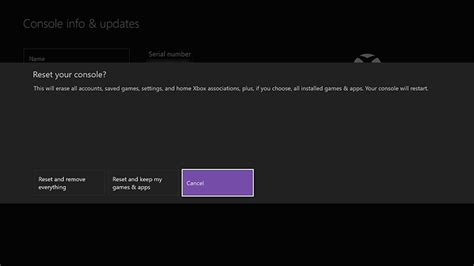 Xbox 360 Resume Cancelled by Xbox 360 откат прошивки до заводских настроек
