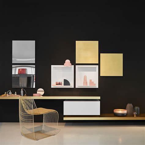 Mensole Quadrate by Composizione Mensole A Muro Mensole Quadrate Di Design