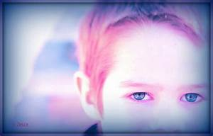 Indigo Children Eyes