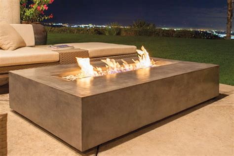 patio things ecosmart brown fires redefining