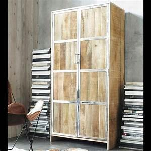 Maison Du Monde Armoire : armoire taiga maisons du monde vintage pinterest ~ Melissatoandfro.com Idées de Décoration