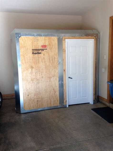 DuPont? StormRoom? with Kevlar®   Garage And Shed