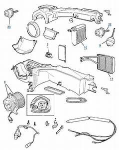 Xj Cherokee Air Conditioning Parts