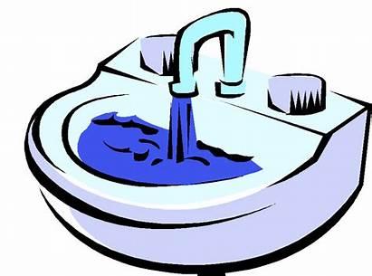 Clipart Toilet Cartoon Sink Bathroom Clip Library