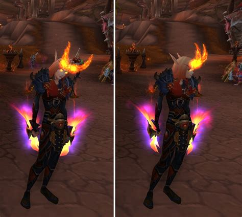 rogue transmog phoenix stylish warcraft rogues eluvia alluring because looks