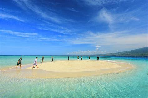keindahan menawan  tempat wisata pulau pasir