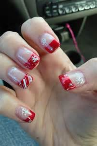 Simple christmas nail art designs all about