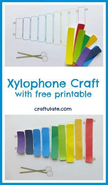 x is for xylophone with free printable activities 741 | f261028f9e2e7a4768053f974de5dfa0