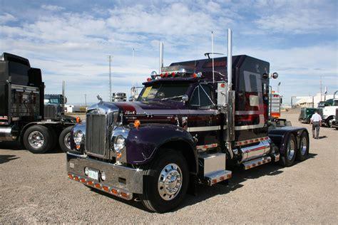 ab big rig weekend  pro trucker magazine western