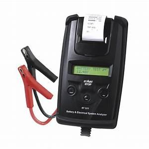 Testeur De Batterie Professionnel : metalced ~ Melissatoandfro.com Idées de Décoration