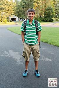 {Wordless Wednesday} 1st Day of School [7th & 2nd Grade