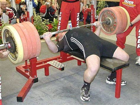 Heavy Bench Press by Jimmy Declares I Can Bench Press 350 Pounds